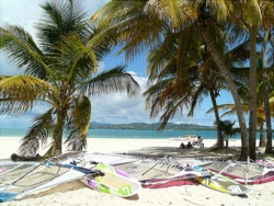 Tobago Fanatic Windsurf Camp